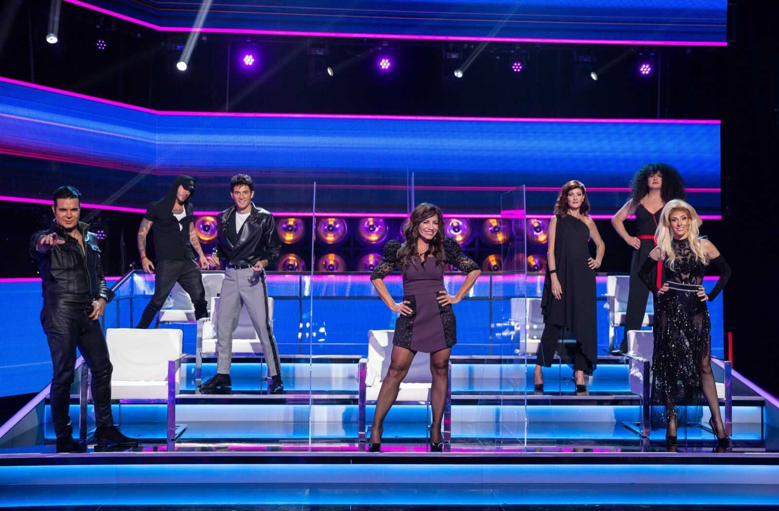 Celebrities Showcase All Their Talent In A Spectacular Semifinal Gala Of Tu Cara Me Suena Sunday At 8 P M Et Univision